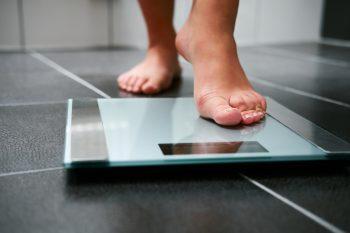 Een gezond gewicht behouden